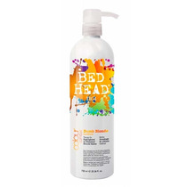 Tigi Bed Head Dumb Blonde X 750 Shampoo Pelo Mechas Reflejos