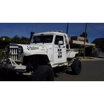 Ika Baqueano 1963 4x4-para Off Road Extremo