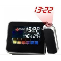 Despertador Proyector Digital Alarma Proyector Hora