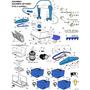 Filtro Bolsa Aquabot Turbo-t Y Supreme. Piscinas Nesi