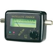 Satfinder Medidor Señal Orientar Satelite Directv