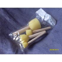 Set Esponjas Para Uso Artìstico.