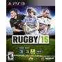 Rugby 15 Ps3 Nuevo! Playstation 3 100% Original