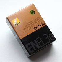 Bateria Original Nikon En-el3 E D100 D50 D70 D80 D90 D300