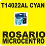 Epson T140220 Al Cyan P/tx 525 Tx 620 Tx 560 T 42wd Rosario