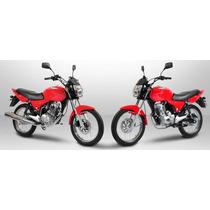 Motomel Cg 150 S3 Okm 2015 El Mejor Precio Contado