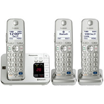 Panasonic Kx-tge263 Triple+ Link Bluetooth P/cel Contestador