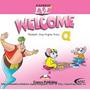 Libro De Ingles Welcome Starter A Excelente Estado