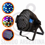Led Par 54 Leds X 3w Big Dipper Tacho Dmx Audioritmico Gtia