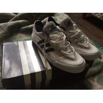 Zapatillas Adidas Clásicas Blancas Retro Oferta Cuotas!