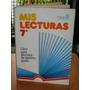 Libro Mis Lecturas 7º Editorial Estrada