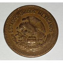 Moneda México 1945 20 Centavos