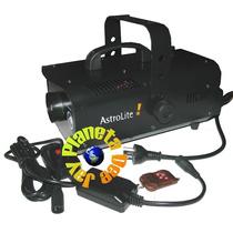 Maquina De Humo Astrolite F1001 Control Inalambrico Potente