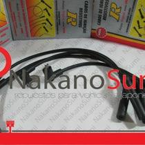 Cables De Bujia Daewoo Tico Ngk - Matiz 3 Cilindros 1992-03