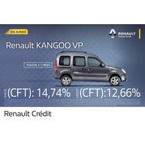 Renault Kangoo Authent. Plus 1.6 *acá El Mejor Precio* (ei)