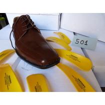 Calzado De Vestir Cuero Marron ( Zapatos Masculino De Diseño