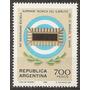 Argentina Escuela Superior Tec Ejército 1276 Gj 1969 Año1980