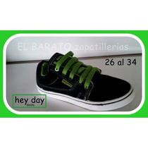 Calzados Zapatillas Hey Day Skate