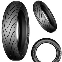 Cubierta Michelin 130-70-17 Pilot Street Ybr Freeway Motos!!
