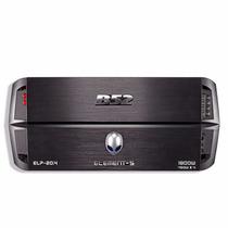Amplificador Potencia B52 Elp 20.4 4 Canales 1800 Watts Auto