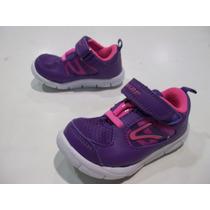 Zapatillas Dunlop Bebe Nena Running Matrix Lavalledeportes