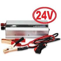 Conversor Inversor 1500 Watts 24v A 220vca C/usb Pico 2500w