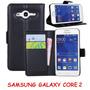 Funda Cover Flip Samsung Galaxy Core 2 G355h Iman Loc1 Junta