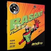 Goma De Tenis De Mesa Andro Rasant Powergrip Ping Pong
