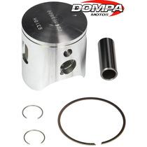 Kit Piston Wiseco Yamaha Yz 125 +1.00 55 Mm Dompa Motos
