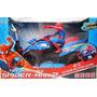 Hombre Araña Cuatriciclo R/ Control Spiderman La Horqueta