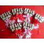 Paleta De Chocolate Feliz Dia De La Mujer