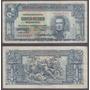 Billete Uruguay 5 Pesos 1939 8 Numeros En Serie