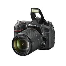 Rosario Camara Digital Reflex Nikon D7200 Kit 18-140 24,2 Mp