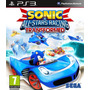 Sonic And Sega All Stars Racing Transformed Ps3