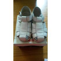 Sandalia Zapato Bebe Niño Ideal Bautismo