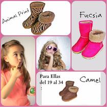 Botas Pantubotas Zapatos De Nena De Fabrica X Mayor Y Menor