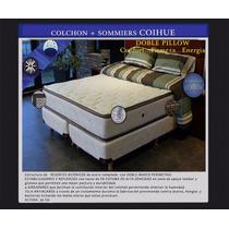 Tiendasuite Mendoza Conj Queen Coihue Doble Pillow 160x190