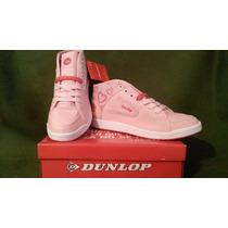 Zapatillas Dunlop Botitas Mujer