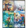 Teen Titans * Un Juego De Chicos * 4 Revistas * Completa *