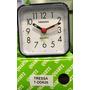 Reloj Despertador Tressa Modelo Dd626
