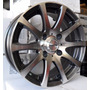 Llantas Deportiva Style Line Sl3114 R14 (4x108)peugeot,ford