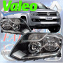 Optica Volkswagen Amarok Manual C/auxiliar Original Valeo