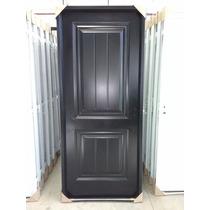 Puerta Chapa Simple Reforzada 80*200 Ciega