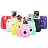 Camara Fuji Instax Mini 8 + 10 Fotos Regalo Tipo Polaroid
