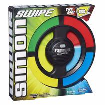 Simon Swipe Juego De La Memoria Tactil Hasbro Gaming