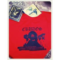 Remera Culmine - Los Crudos - Hardcore