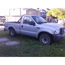 Ford F100 Cumis Td 3.9 2008 Xl Plus 1ra Mano