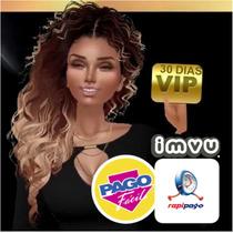 Tarjeta Digital Imvu $10 P/ 30 Dias De Membresía Club Vip -