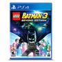 Juego Lego Batman 3: Beyond Gotham Para Playstation®4