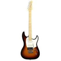 Godin Guitarra Eléct. Session Vintage Burst Rn Daiam